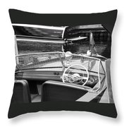 Chris Craft Utility Throw Pillow