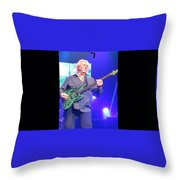 Chris Squire  Throw Pillow