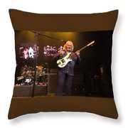 Chris Squire  -yes Throw Pillow