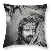 Christ Throw Pillow