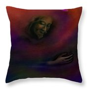 Christ Throw Pillow