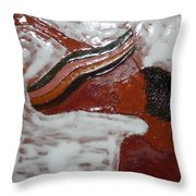 Christine - Tile Throw Pillow
