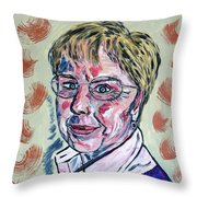 Christl Throw Pillow