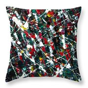 Christmas 1969 Throw Pillow