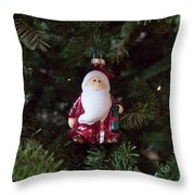 Christmas 7 Throw Pillow