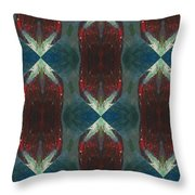 Christmas Crackers Surprise Throw Pillow