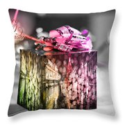 Christmas Gift V3 Throw Pillow