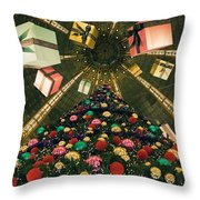 Christmas In Paris 2010 - #2 Throw Pillow