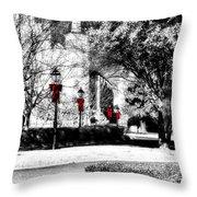 Christmas Jackson Square Throw Pillow