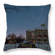 Christmas Lights Series #2 Throw Pillow