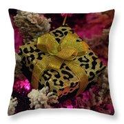 Christmas Ornament 3 Throw Pillow