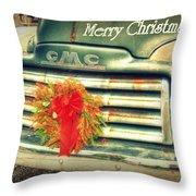 Christmas Pick Me Up II Throw Pillow
