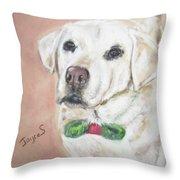 Christmas Regan Throw Pillow