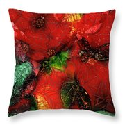 Christmas Remembered Throw Pillow