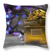 Christmas Treat 2 Throw Pillow