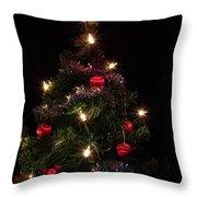 Christmas Tree 2 Throw Pillow