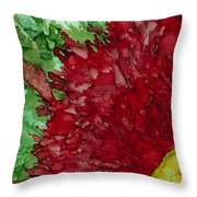 Christmas Yet? Throw Pillow