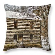 Christopher Taylor House Throw Pillow
