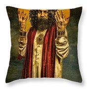Christus Resurrexit Throw Pillow