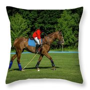 Christy 1 Throw Pillow