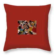 Chromosphere  Throw Pillow