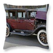 Chrysler 1926 Throw Pillow