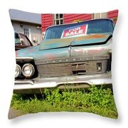 Chrysler Imperials Throw Pillow