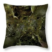 Chthonic Adventure Throw Pillow