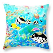 Churaumi Dream Throw Pillow