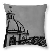 Church Dome 1 Throw Pillow