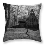 Church Hill Throw Pillow