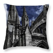 Church Of Ireland Throw Pillow