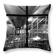 Church Of Modern Man Throw Pillow