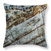 Church Of Sant'aurea Throw Pillow