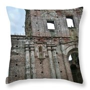 Church Of Santo Domingo 4 Throw Pillow