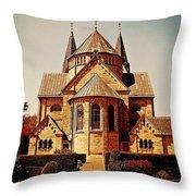 Church To Worship The Living God Catus 1 No. 1 H B Throw Pillow