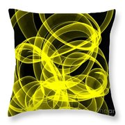 Churn Throw Pillow