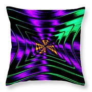 Chutzpah Throw Pillow