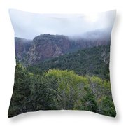 Cibola View Throw Pillow