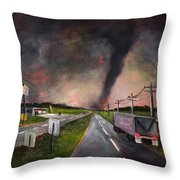Cigarettes Half Price Throw Pillow