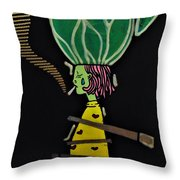 Cigs And Thoughts Throw Pillow
