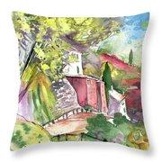 Cinque Terre 01 Throw Pillow