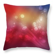 Circle Throw Pillow
