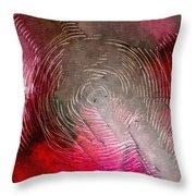 Circumnavigation Throw Pillow