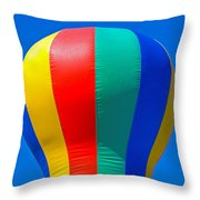 Circus In The Sky - Two Throw Pillow