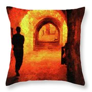 Citadel Throw Pillow