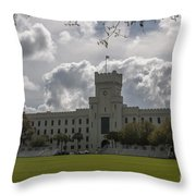 Citadel Military College Throw Pillow