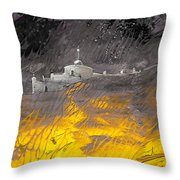 Citadelle Andalouse Bis Throw Pillow