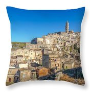 Cities Of The South Throw Pillow