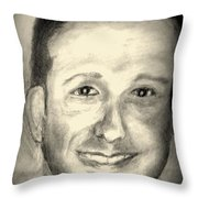City Councilman Englander Throw Pillow